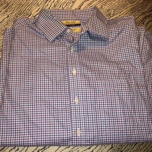 Gold Label Roundtree & Yorke Fitted Shirt